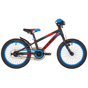 Cube Kid 160 Black'n'Flashred'n'Blue